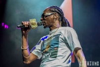 Snoop Dogg at The Molson Amphitheatre in Toronto