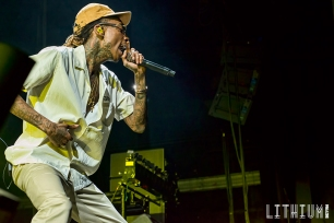 Wiz Khalifa at The Molson Amphitheatre