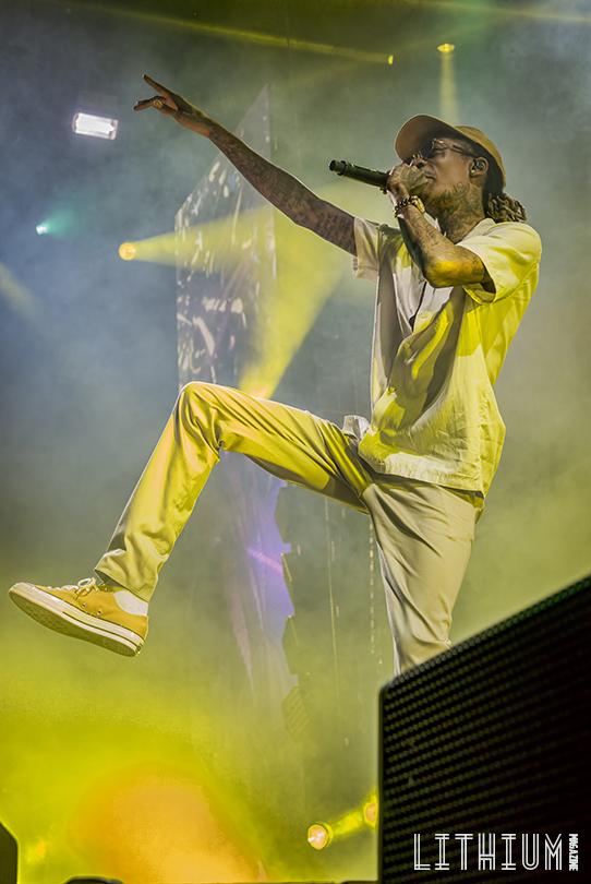 Wiz Khalifa at The Molson Amphitheatre