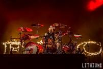 Blink-182 at Te Molson Amphitheatre