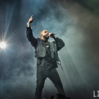 Drake at The Air Canada Centre in Toronto