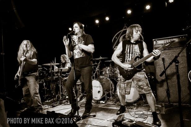 Spiritual Sickness - Saint Vitus, Brooklyn - August 11th, 2016 - Photo by Mike Bax