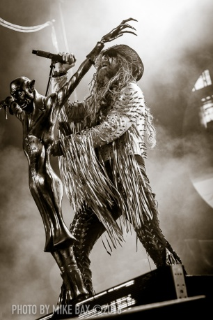 Rob Zombie Return of the Dreads tour - Molson Canadian Amphitheatre, Toronto - August 23rd, 2016 - Photo by Mike Bax
