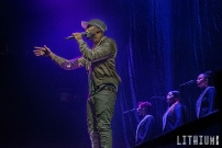 DVSN at The Air Canada Centre in Toronto