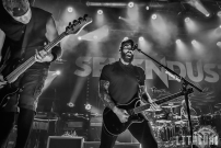Sevendust at The Opera House