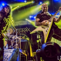 Anthrax at Torontos' Sound Academy
