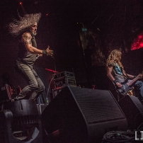 Death Angel at Torontos' Sound Academy