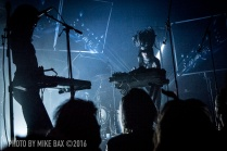 IAMX - Mod Club Theatre, September 29th, 2016 - photo by Mike Bax