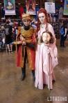 Joffrey Baratheon & Sansa Stark Fan Expo 2016