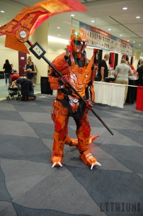 Robo-Charizard Fan Expo 2016