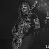 Slayer at Torontos' Sound Academy