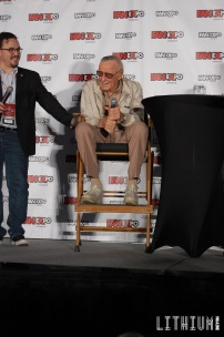 Stan Lee Fan Expo 2016