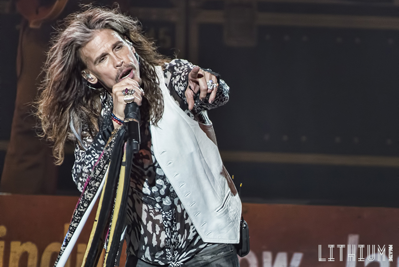 StevenTyler at The Sony Centre in Toronto