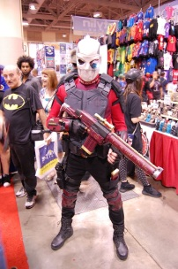Suicide Squad Deadshot Fan Expo 2016