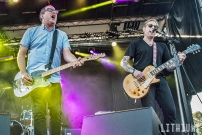 The Hold Steady at Toronto Urban Roots Festival - Fort York