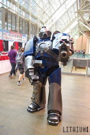 Warhammer Marine Fan Expo 2016