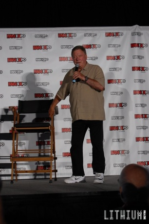 William Shatner Fan Expo 2016