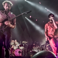 Young the Giant at Sound Academy