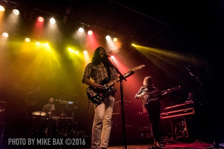 The Temper Trap - Phoenix Concert Theatre, Toronto - September 30th, 2016 - photo by Mike Bax