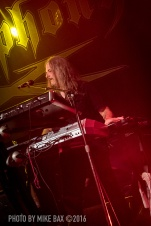 Symphony X - Mod Club Theatre, Toronto - October 3rd, 2016 - photo Mike Bax
