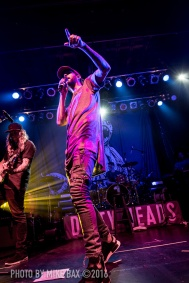 Dirty Heads - The Phoenix Concert Theatre, Toronto - October 23rd, 2016 - photo by Mike Bax