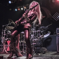 Lita Ford at The Phoenix