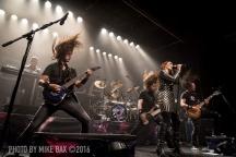 Epica - The Phoenix Concert Theatre, Toronto - November 6th, 2016 - photo Mike Bax