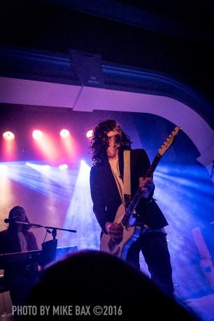 CRX - The Great Hall, Toronto - November 14th, 2016 - photo Mike Bax
