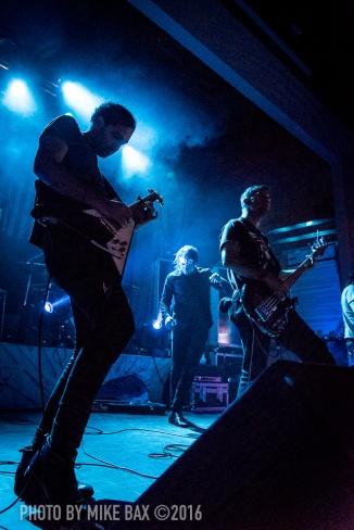 Deafheaven - Dallas Night Club, Kitchener November 24th, 2016 - photo by Mike Bax