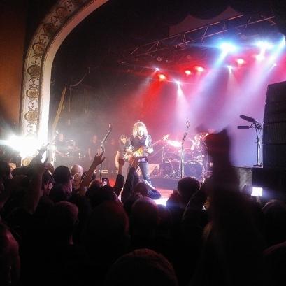Metallica - The Opera House, Toronto - November 29th, 2016 - Photo by Aneil Singh