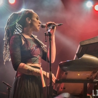 The Skints perform at Rebel Nightclub