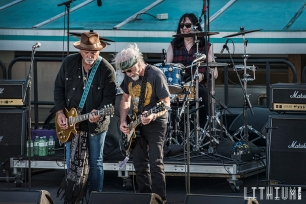Whitford / St. Holmes perform on the Kiss Kruise