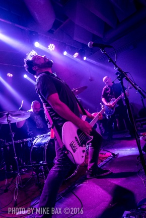 Torche - El Club, Detroit - December 9th, 2016 photo Mike Bax